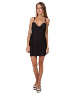 Insight | Платье Женское Mesh Cup Dress Westwood Burgundy