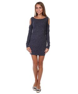 Insight | Платье Женское Cat Attack Dress Navy/Grey