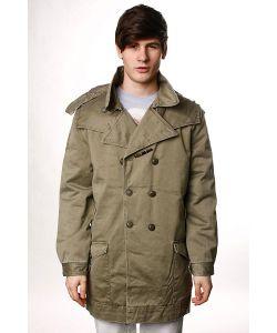 Insight | Пальто Apocalypse Acdc Green