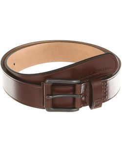 Billabong | Ремень Curva Leather Belt Chocolate