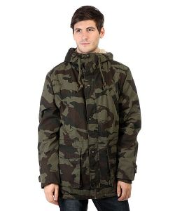 Billabong | Куртка Парка Stafford Parka Jungle Camo
