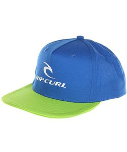 Rip Curl | Бейсболка С Прямым Козырьком Corpo Mid Peak Cap Lime