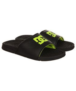 Dcshoes   Шлепанцы Dc Shoes Bolsa Lime