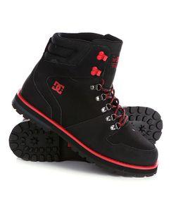 Dcshoes | Ботинки Высокие Dc Peary Black/Red