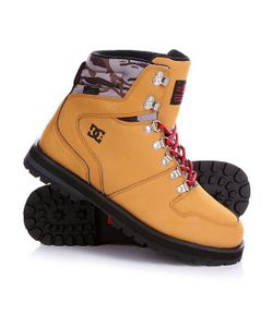 Dcshoes | Ботинки Высокие Dc Peary Camel/Black