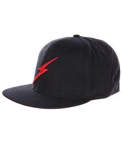 Lightning Bolt | Бейсболка Bold Ii Cap Black