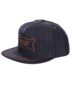 Huf | Бейсболка Inside Snapback Out Denim