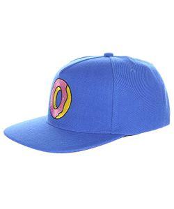 Odd Future | Бейсболка С Прямым Козырьком Single Donut Snapback Royal Blue