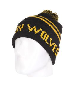 Raised By Wolves | Шапка Cqui Do Toque Black/Yellow