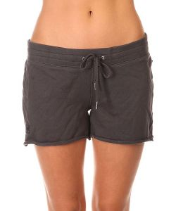 Zoo York | Шорты Женские Jrs Cozy Shorts Washed Black