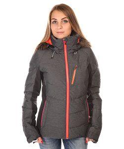 Roxy | Куртка Женская Snowstorm Jk J Snjt Anthracite Biotherm