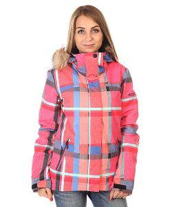 Roxy | Куртка Женская Jet Ski Jk J Snjt Mauna Plaid