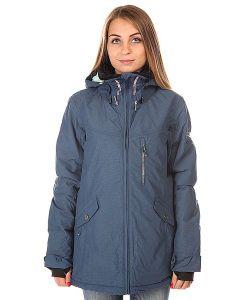 Roxy | Куртка Женская Wildlife Jk J Snjt Ensign Blue