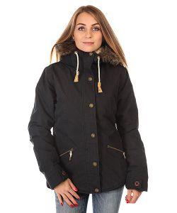 Roxy | Куртка Парка Женская Steffi Jk True Black