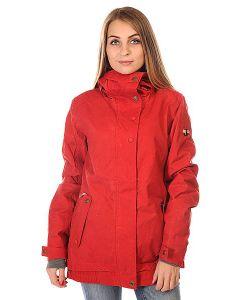 Roxy   Куртка Женская Juno Jk J Snjt Pompeian Red Biotherm