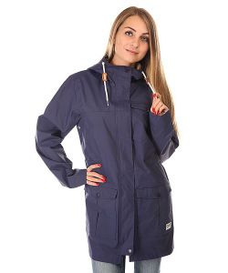 Clwr | Куртка Парка Женская Colour Wear Jetty Parka Patriot Blue