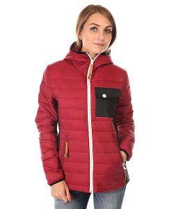 Colour Wear | Куртка Женская Cub Jacket Burgundy
