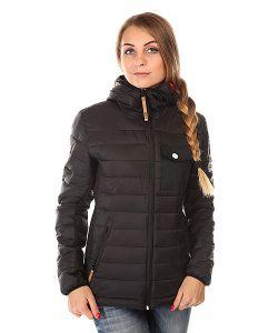 Clwr | Пуховик Женский Colour Wear Cub Jacket Black