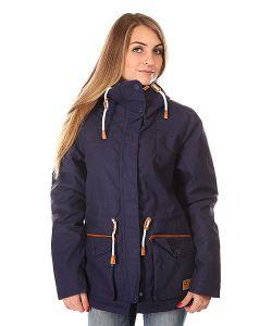 Clwr | Куртка Парка Женская Colour Wear Dust Jacket Patriot Blue