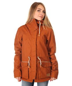 Clwr | Куртка Парка Женская Colour Wear Dust Jacket Adobe