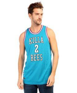 K1X | Майка Женская Killa Bees Mesh Jersey Mint/White