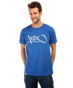 K1X | Футболка Tag Tee Royal Blue/White