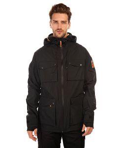 Clwr | Куртка Blade Jacket Black