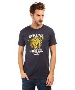Dekline | Футболка Wild Cat Navy
