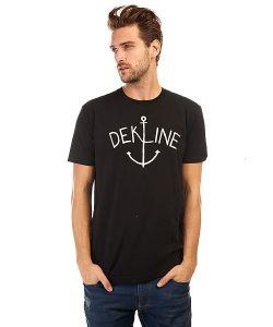 Dekline | Футболка Anchor Black