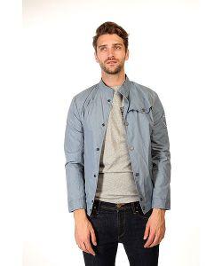 Insight | Куртка Кожаная Classic Blue Vintage