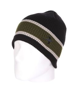 Innes | Шапка Beanie Black And Tan