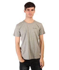 Nord | Футболка Skateboards Logo Tee Shirt Grey