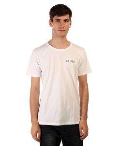 Nord | Футболка Skateboards Logo Tee Shirt White
