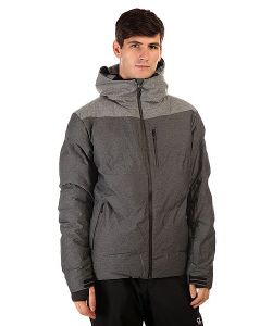 Quiksilver | Куртка Ultimate Jacket Black