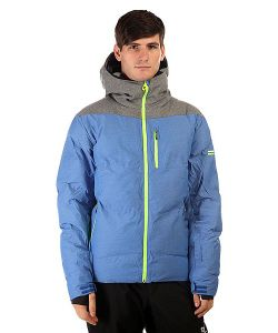 Quiksilver | Куртка Ultimate Jacket Olympian Blue