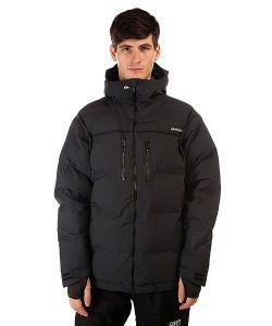 Quiksilver | Куртка Tr Pillow Jkt Black