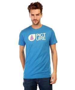Picture Organic | Футболка Basement Blue