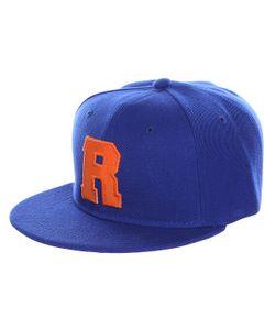 Truespin | Бейсболка С Прямым Козырьком Abc Royal R