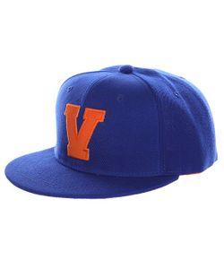 Truespin | Бейсболка С Прямым Козырьком Abc Royal-V
