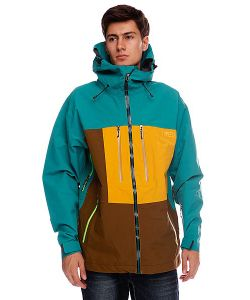 Trew   Куртка The Cosmic Emerald