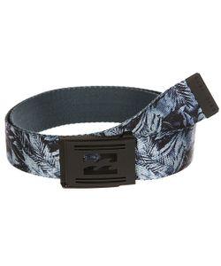 Billabong | Ремень Revert Belt Dark Slate
