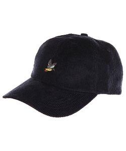 Запорожец | Бейсболка Классическая Corduory Cap Navy