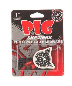 Pig | Винты Для Скейтборда Skewers Phillips 1