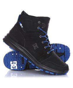 Dcshoes | Ботинки Высокие Dc Torstein Black/Blue