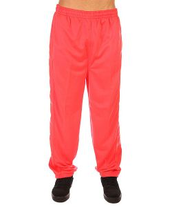 Urban Classics | Штаны Широкие Neon Sweatpants Infrared