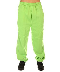 Urban Classics | Штаны Широкие Sweatpants Limegreen