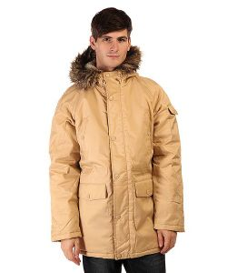 Today | Куртка Парка Oxford Parka Beige