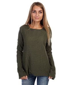 Insight | Свитер Женский All Meshed Up Jumper Acdc Green