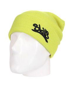 Skills | Шапка 001 Lime
