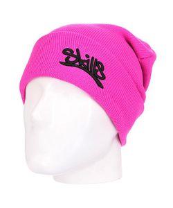 Skills | Шапка 001 Bright Pink
